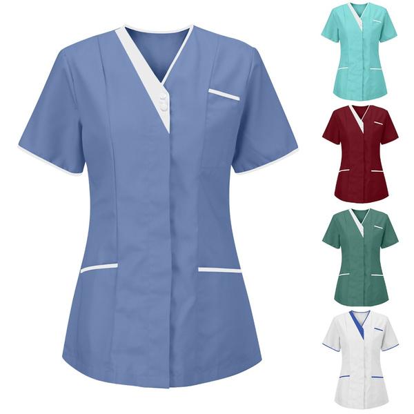 , Shorts, nursing, working