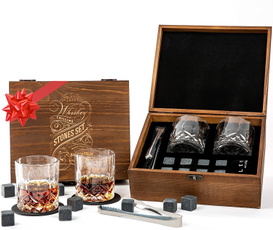 Set, for, Gifts, Glass