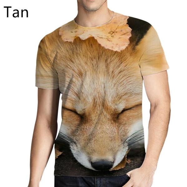 , Summer, animal print, Shorts