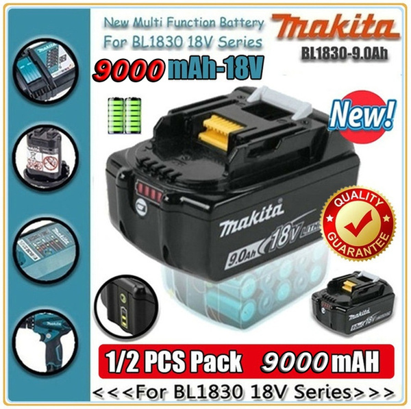 makitabl1860, drilltoolbattery, led, generator