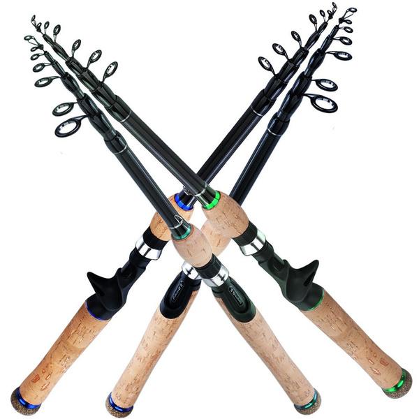 fishinggeartackle, Fiber, fishingrod, baitcastingfishingrod