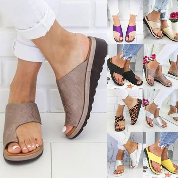 Flats, Sandals, leather, flatsandal