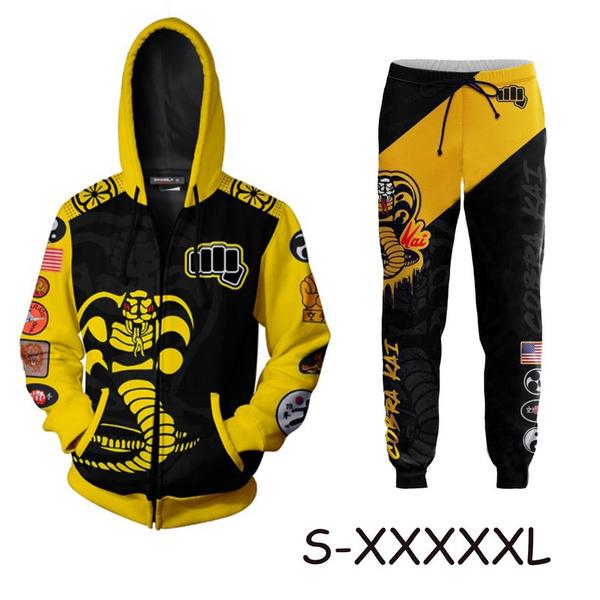 Cobra, Fashion, cobrakaihoodie, pants