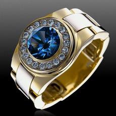 Blues, Fashion, gold, Engagement Ring