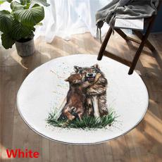 Animal, playmat, printedblanket, childblanket
