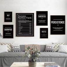 Decor, noun, Office, Wall