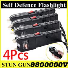 Flashlight, stungun, led, Electric