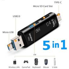 Card Reader, memorycardreader, otgadapter, usb