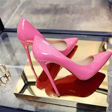 pink, Fashion, Womens Shoes, Buckles