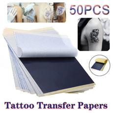 tattoo, thermalpapersticker, transfer, Tool