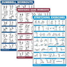 posterset, practiceposter, Fitness, Sporting Goods