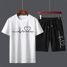 joggingpant, Shorts, tshirtpantssuit, Men