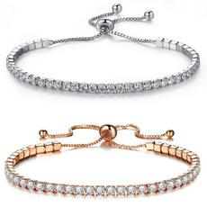 Sterling, Charm Jewelry, DIAMOND, pendantbracelet