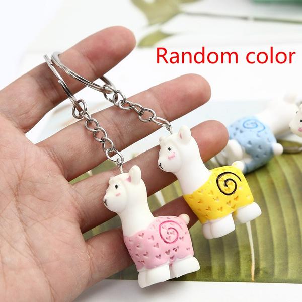 cute, alpaca, Jewelry, Chain