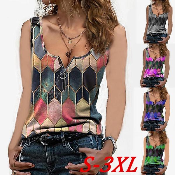 blouse, Vest, Fashion, Spring