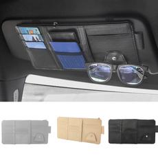 Box, sunvisorholder, carstoragebag, DVD