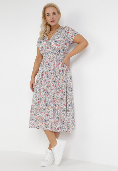 Summer, Fashion, mediumlengthdres, Dress