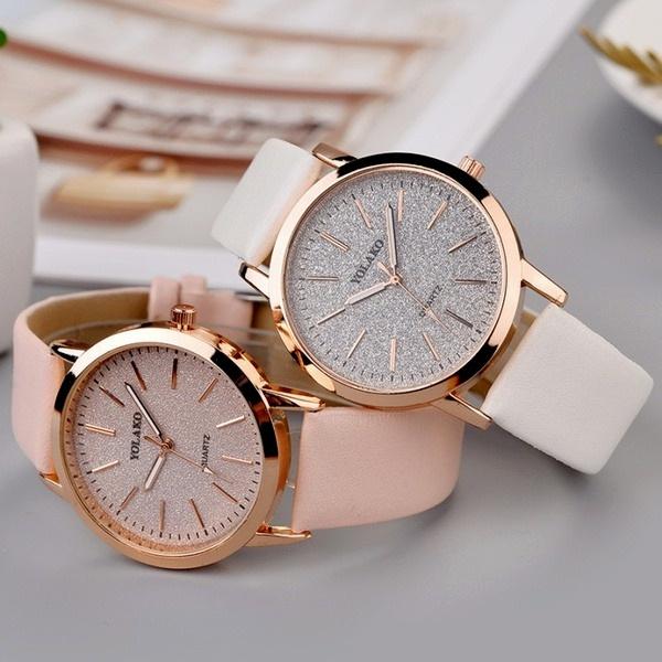 Fashion, Jewelry, Geneva, Clock
