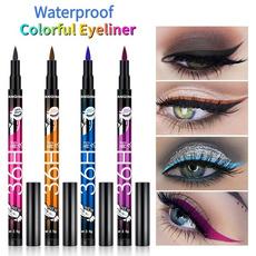 pencil, blackliquidliner, eye, Beauty