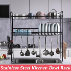 Steel, Dishwasher, Stainless Steel, Shelf