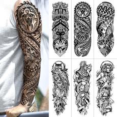 tattoo, tatuajetemporal, art, armtattoosticker