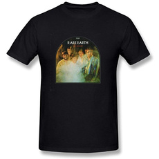 Earth, T Shirts, breathablecotton, withprinted