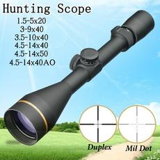 Telescope, Hunting, Glass, Mount