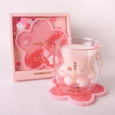cute, Coffee, starbuckscatcup, starbucksmugcup