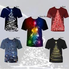 Mens T Shirt, Fashion, Christmas, Summer
