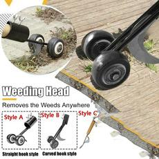 pushwheel, Steel, weeding, Stainless Steel