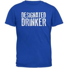 T Shirts, Shirt, drinker, designated