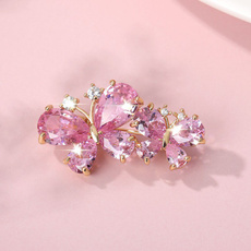 butterfly, cute, brooches, Jewelry