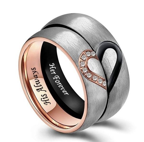 Couple Rings, Fashion, Jewelry, ringsforcouple