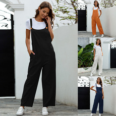 fashionoverall, hightwaistoverall, trousers, looseoverall