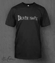 Anime & Manga, death, Shirt, ryuk