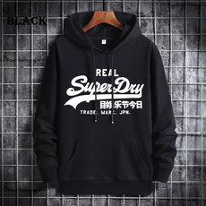 Couple Hoodies, Head, hooded, pullover sweater