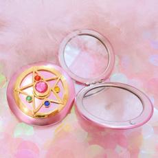 Makeup Mirrors, Foldable, portable, Beauty