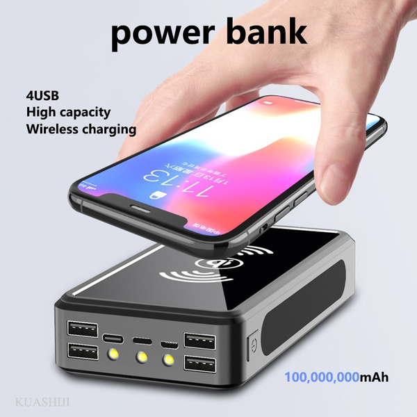 Outdoor, batteryexterne, Tablets, Powerbank