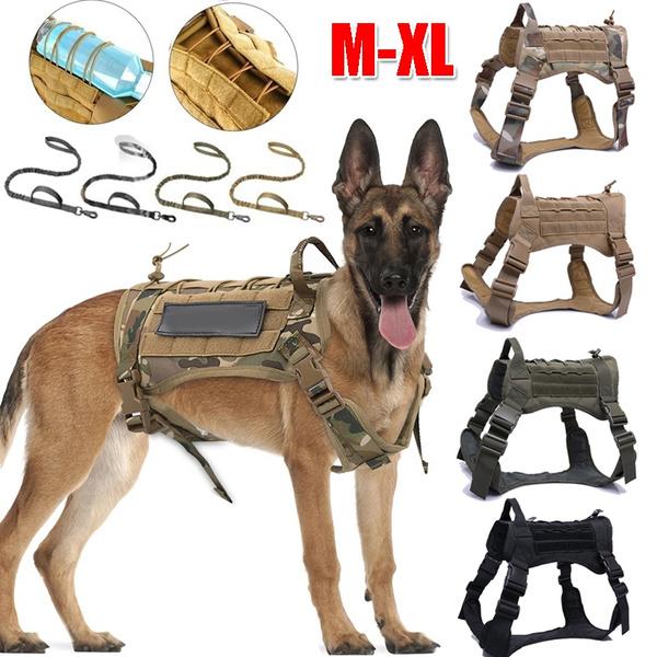 nylonharnesse, Medium, servicedogvest, Combat