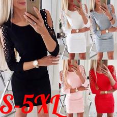 slim dress, strapless, dressesforwomen, Fashion