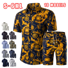 Summer, Two-Piece Suits, Outdoor Sports, Sleeve