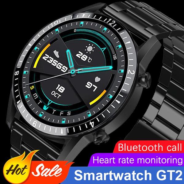 Heart, Touch Screen, Waterproof, Watch