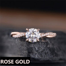 Cubic Zirconia, Engagement, Jewelry, Classics