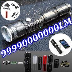 Flashlight, zoomflashlight, Torch, led