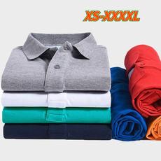 Summer, polo men, Shirt, Golf Shirts