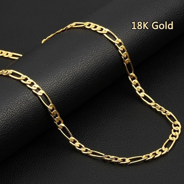 Bracelet, Chain Necklace, Fashion, gold