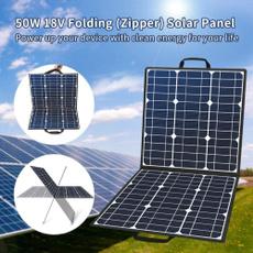 Foldable, portable, generator, outdoorpowersupply