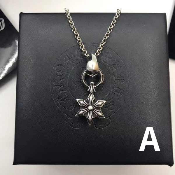 Hip Hop, chromeheart, Chain Necklace, Fashion