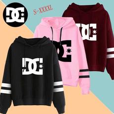 Plus Size, hooded, Sleeve, cute hoodie