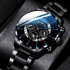 Fashion, meshbeltwatchesmen, Stainless Steel, relojhombre